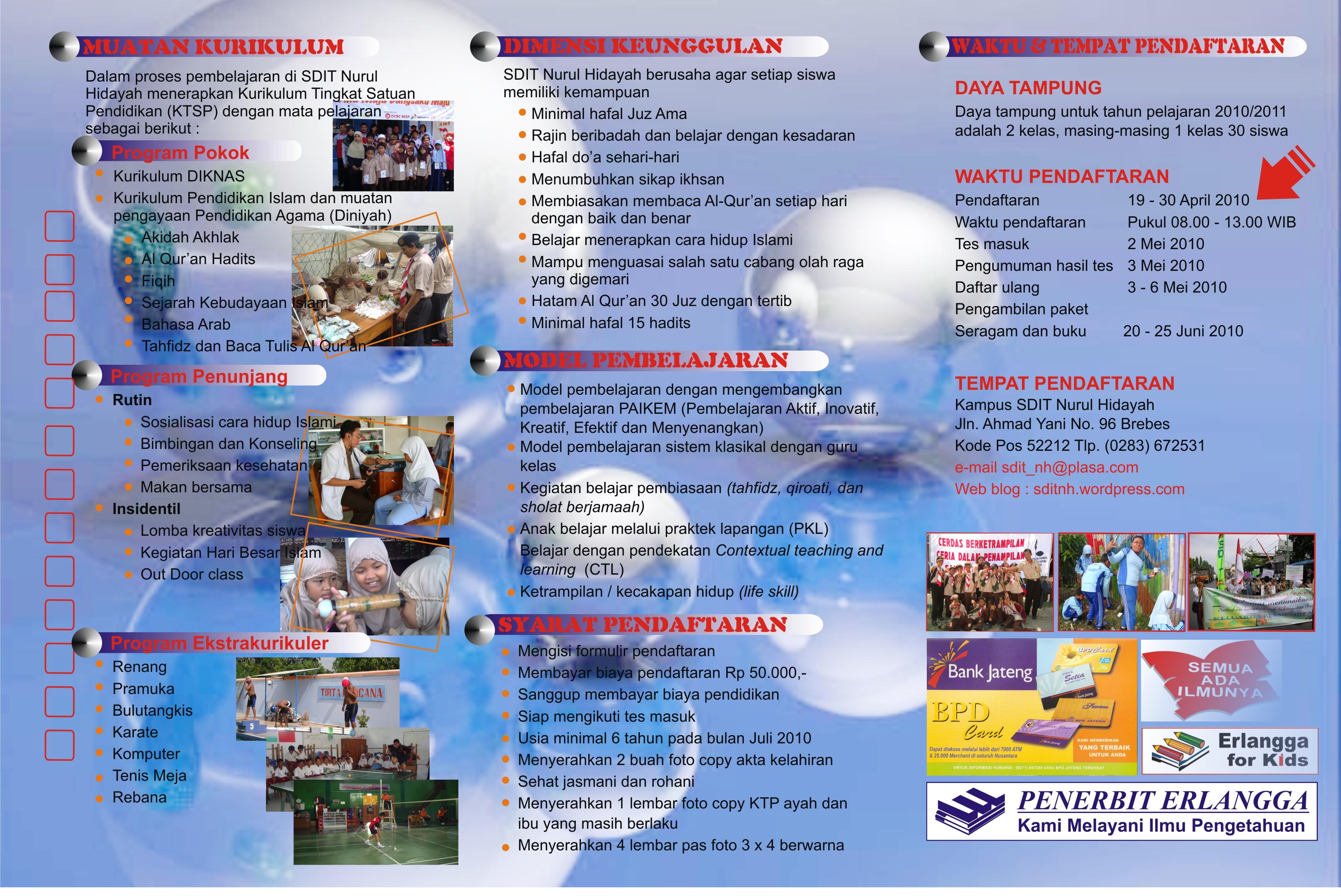 Sekolah Dasar Islam Terpadu Nurul Hidayah